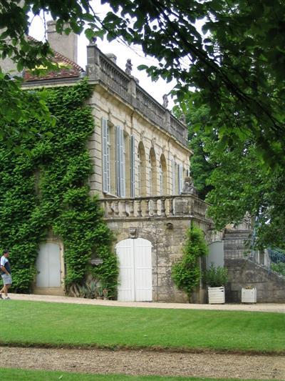 copyright:Château de Beaumont extérieur