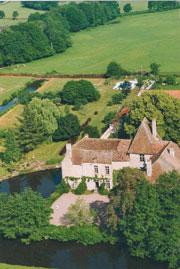 Château de Lantilly ADT 58