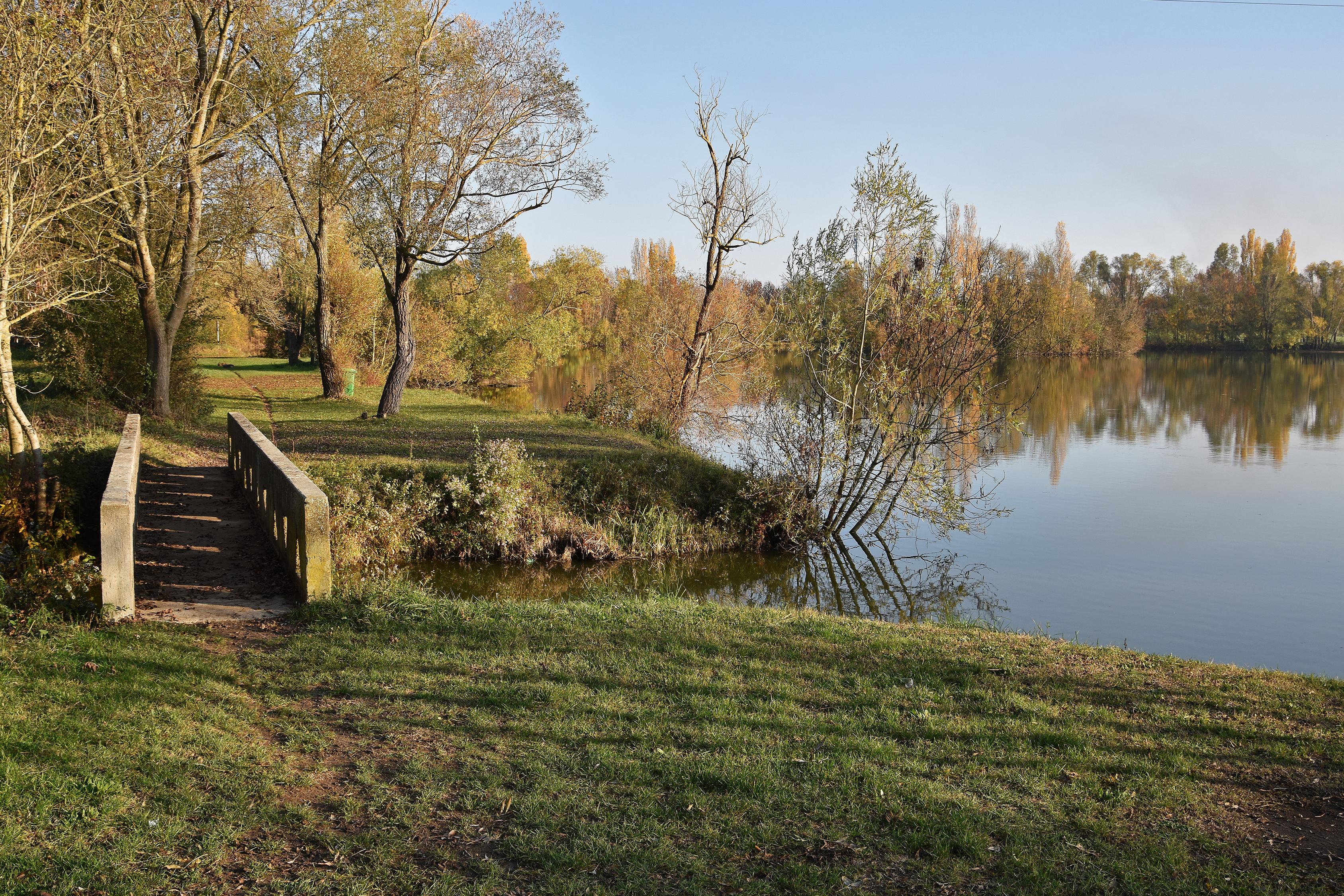 Lac du grand p quier saint marcel office de tourisme - Office du tourisme de chalon sur saone ...